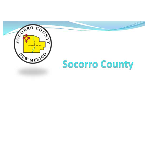 JLUS Partner Briefing Socorro County (PDF)